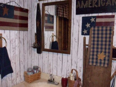 patriotic bathroom decor 17 best ideas about americana bathroom on pinterest country primitive rustic
