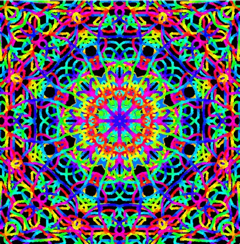 kaleidoscope design maker wysardessence just for the lovely