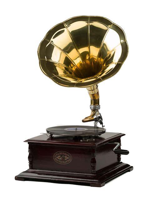 ceralacca per mobili grammofono a tromba con piatto in ceralacca stile classico