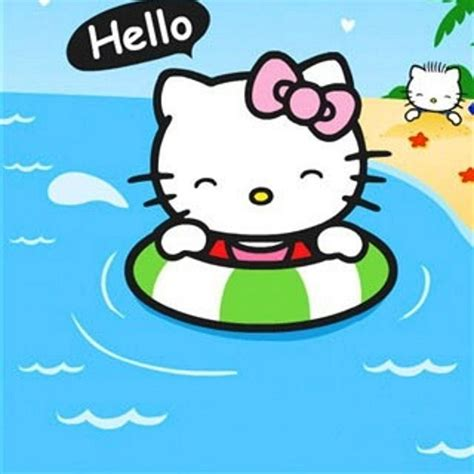 hello kitty summer hellokitty summer pinterest best hello kitty and