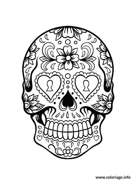 Coloriage Squelette Halloween Coeurs Jecolorie Com S Dessin Coloriage Reine Des Neiges A Imprimer GratuitementL