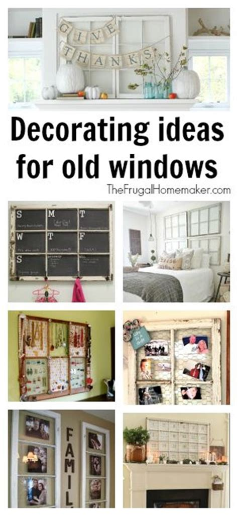 how to decorate your windows decorating ideas for old windows