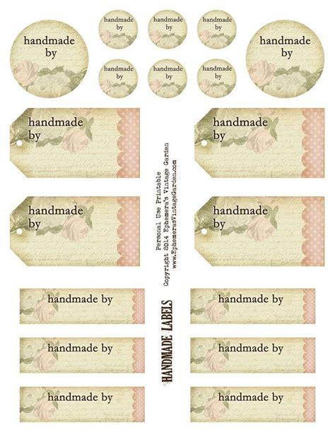 printable vintage labels pinterest ephemera s vintage garden free printable handmade by