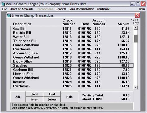 accounts receivable subsidiary ledger template excel