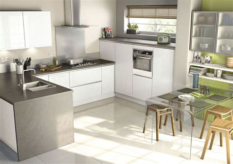 gloss kitchen designs white gloss kitchen cabinets decosee com