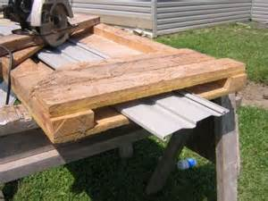 siding cut table vinyl siding cutting jig fixture