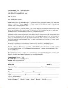 Sponsorship Executive Cover Letter by Sponsorship Executive Cover Letter