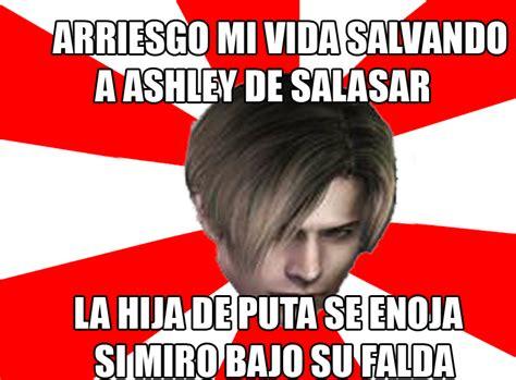 Resident Evil 4 Memes - pin memes de resident evil 4 y 5 propios taringa on pinterest