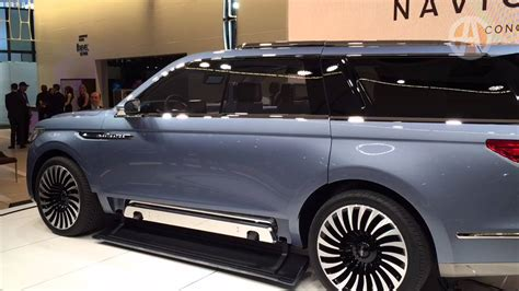 New Lincoln Concept by Lincoln Navigator Concept New York Auto Show