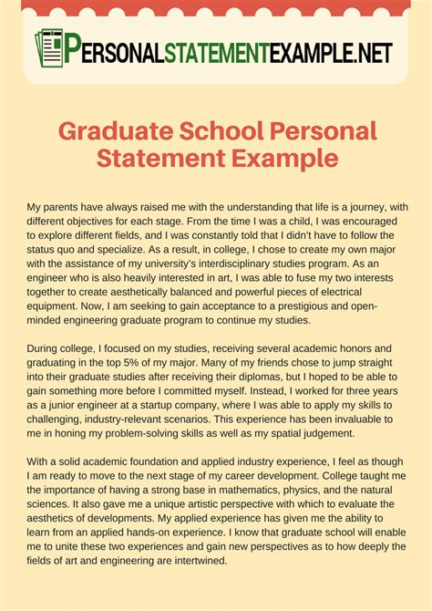 personal essay examples for graduate school writing a graduate