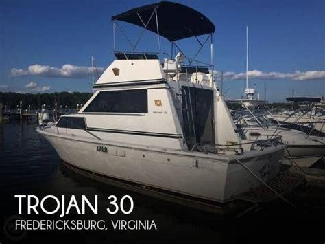 performance boats fredericksburg virginia trojan 30 boat for sale in fredericksburg va for 10 000