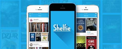 bibliophiles will shelfie an ios app for shelf