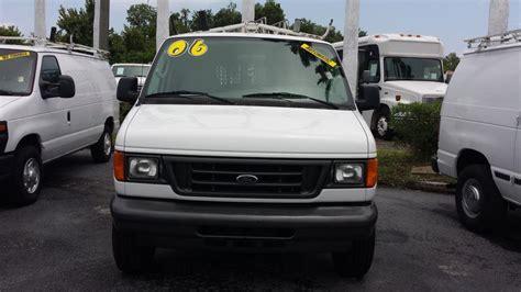 winter garden auto sales 2006 ford e series cargo e 250 3dr in winter garden fl