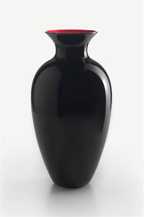 Black Vase by Black Vase 0010 Antares Collection Nm Store