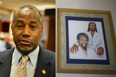 ben carson s home decor gives us a peek into his psyche