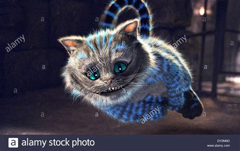 a cat in 2010 in 2010 the cheshire cat tim burton