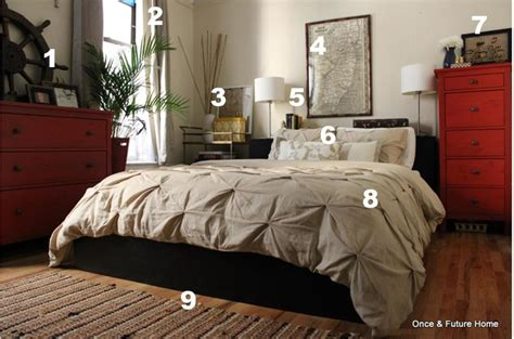 pottery barn bedroom master bedroom reveal 5 pottery barn inspired once