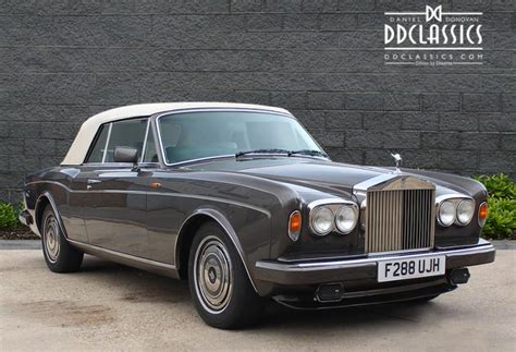 how much are rolls royce rolls royce corniche ii convertible rhd