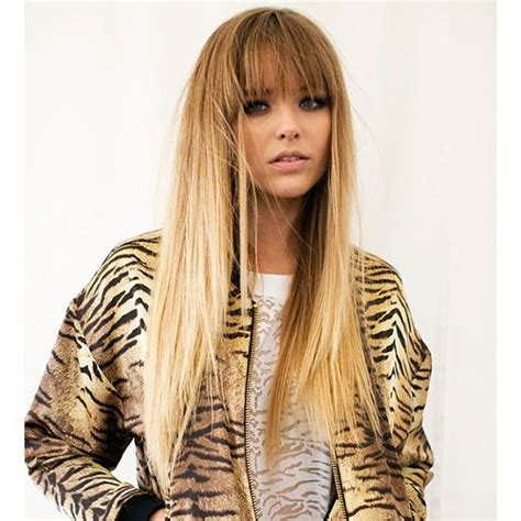 images of long straight hair cut with bangs and patial shag long hairstyles 2016 haircuts hairstyles 2017 and hair