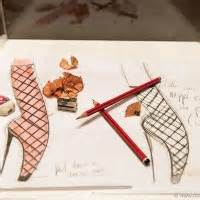 Christian Louboutin And David Lynch Collaboration In by Deconstructing The Design Process Christian Louboutin S