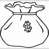 Money Bag Custom Beer Coolies Clipart Free Clip Art Images