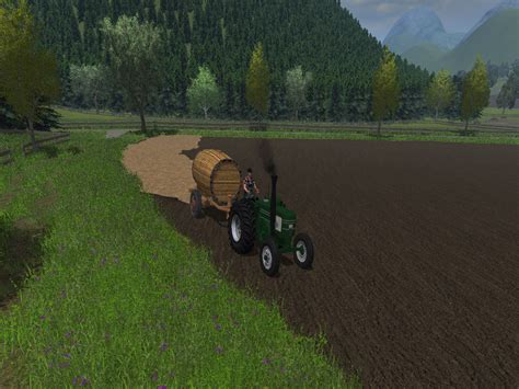 1950s Ls by Retro Liquid Manure V 1 0 Farming Simulator 2013 Ls Mod
