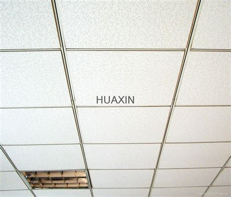 acoustic mineral wool ceiling board 特殊 huaxin china