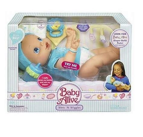 Related pictures baby alive wets n wiggles girl picture