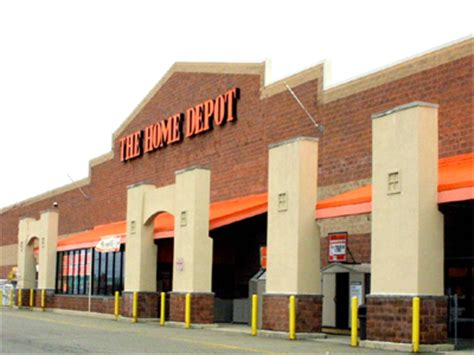 the home depot various locations