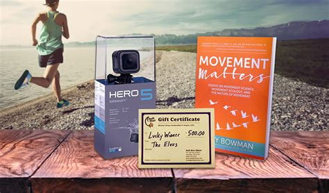 Gopro Giveaway Winner - gopro sweepstakes win gopro hero5 session 4k video camera