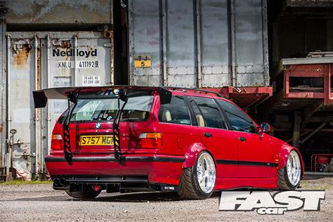 modified bmw modified bmw e36 m3 touring fast car