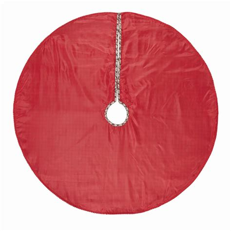 weston grey felt christmas tree skirt the weed patch