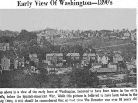 Washington County Pa Records Washington County History Site