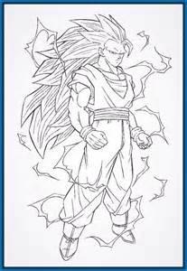 dibujos colorear dragon ball gohan archivos imagenes dragon ball
