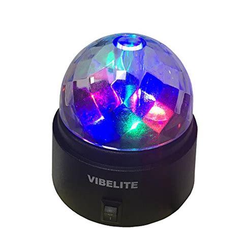 mini disco ball light vibelite 4334419112 vibelite mini disco light multi color