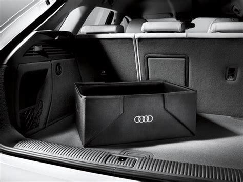 Audi Cargo Box by 2015 Audi Q7 Audi Cargo Box 8u0061109 Genuine Audi