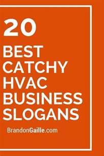 21 best catchy hvac business slogans