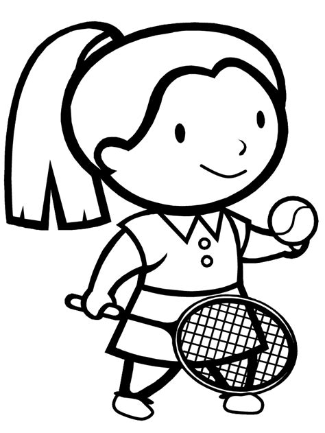 sports coloring pages for kindergarten sports coloring pages for kindergarten img 34593