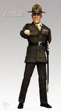 r ermey figure ermey r 12 inch figure sideshow collectibles