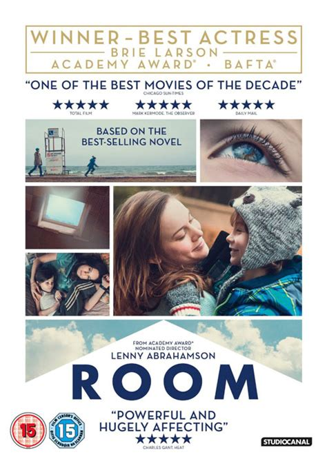 Room 2015 Dvd Win The Award Winning 2015 Drama Quot Room Quot On Dvd With Top 10