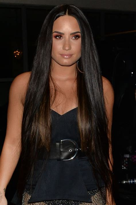 demi lovato hair color demi lovato hair colors www pixshark images