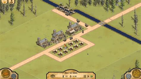 build a building online let s try 1849 western city building game youtube
