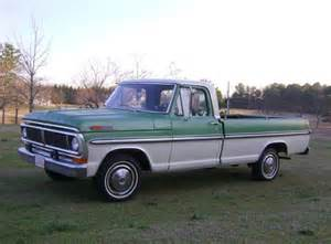 72 Ford Truck Sell Used 1972 Ford Truck F 100 Ranger Pkg Two Tone