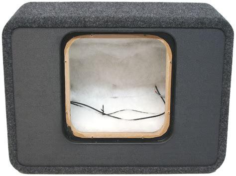 car audio kicker single  square solobaric