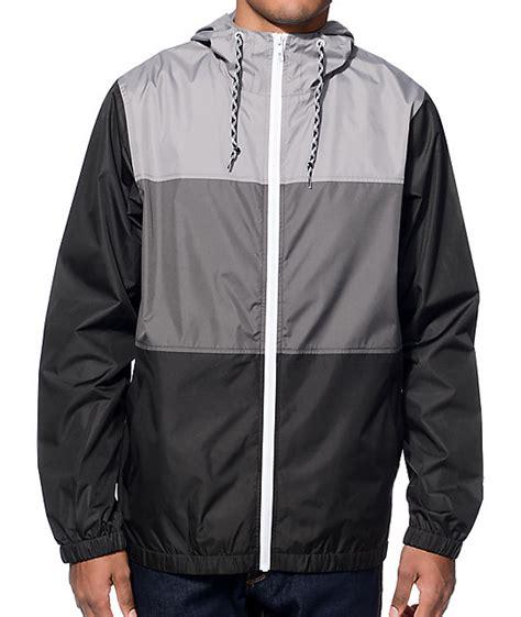 Wind Breaker Jacket zine marathon windbreaker jacket
