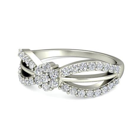 unique cheap engagement ring 0 50 carat cut