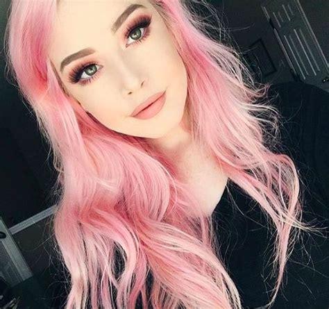12 ways to wear pink hair 101 different ways to wear pink hair pink hair hair