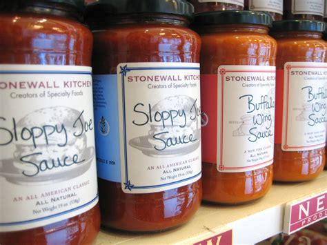 Stonewall Kitchen Joe by Stonewall Kitchen Dipping And Simmer Sauces Tasty Jars