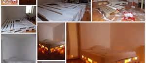 Light Up Bed Frame Diy Light Up Pallet Bed Frames Diy Avenue