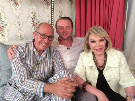 in bed with joan joan rivers celebrities react to death of comedian with images tweets